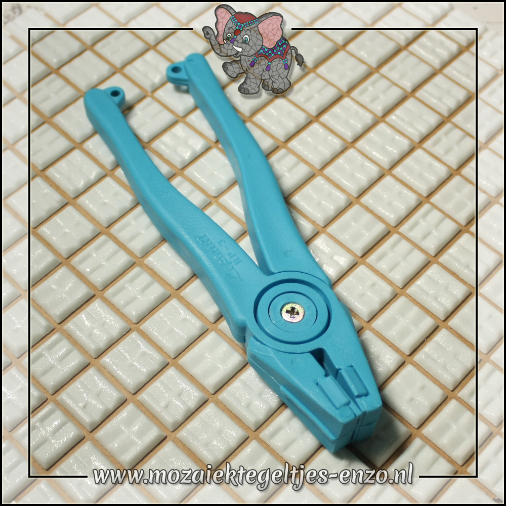 Mozaiek gereedschap | Blue Runner | Glasbreektang