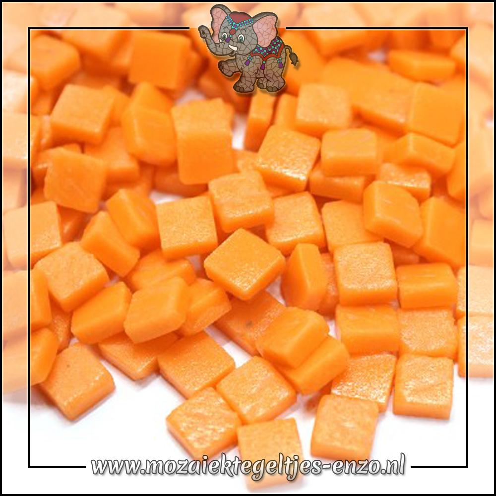 Ottoman Mat | 8mm | Enkele Kleuren | 50 gram | Opal Orange