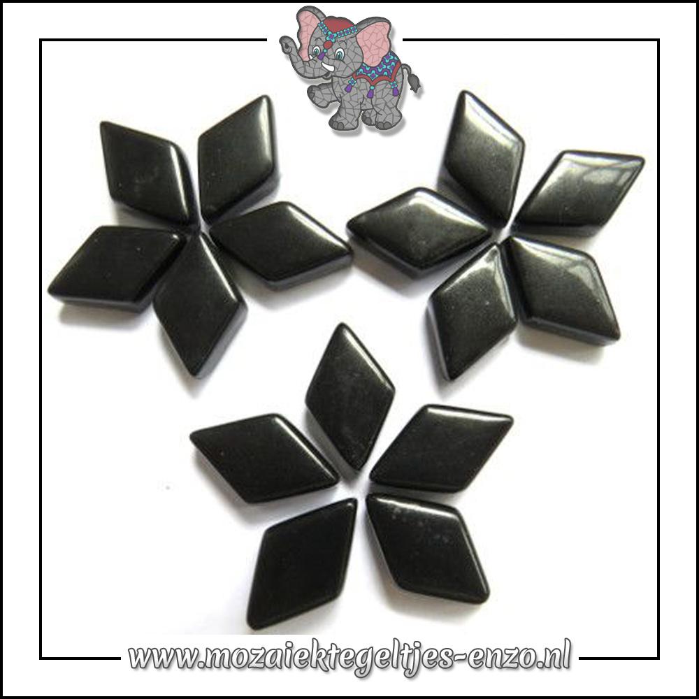 Diamonds Normaal | 12x19mm | Enkele Kleuren | 50 gram |Opal Black