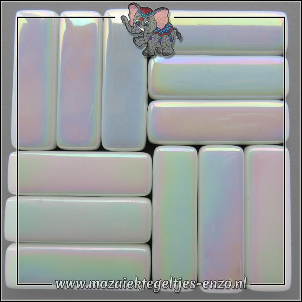 Stix XL Parelmoer   12x38mm   Enkele Kleuren   50 gram  Opal White