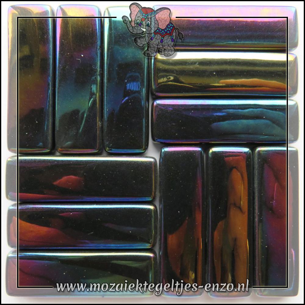 Stix XL Parelmoer | 12x38mm | Enkele Kleuren | 50 gram |Opal Black