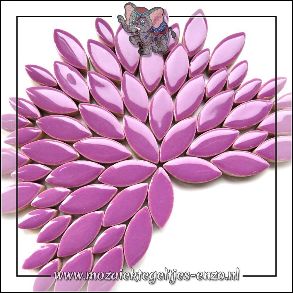 Keramiek Petals Normaal | 14-21mm | Enkele Kleuren | 50 gram |Pretty Purple