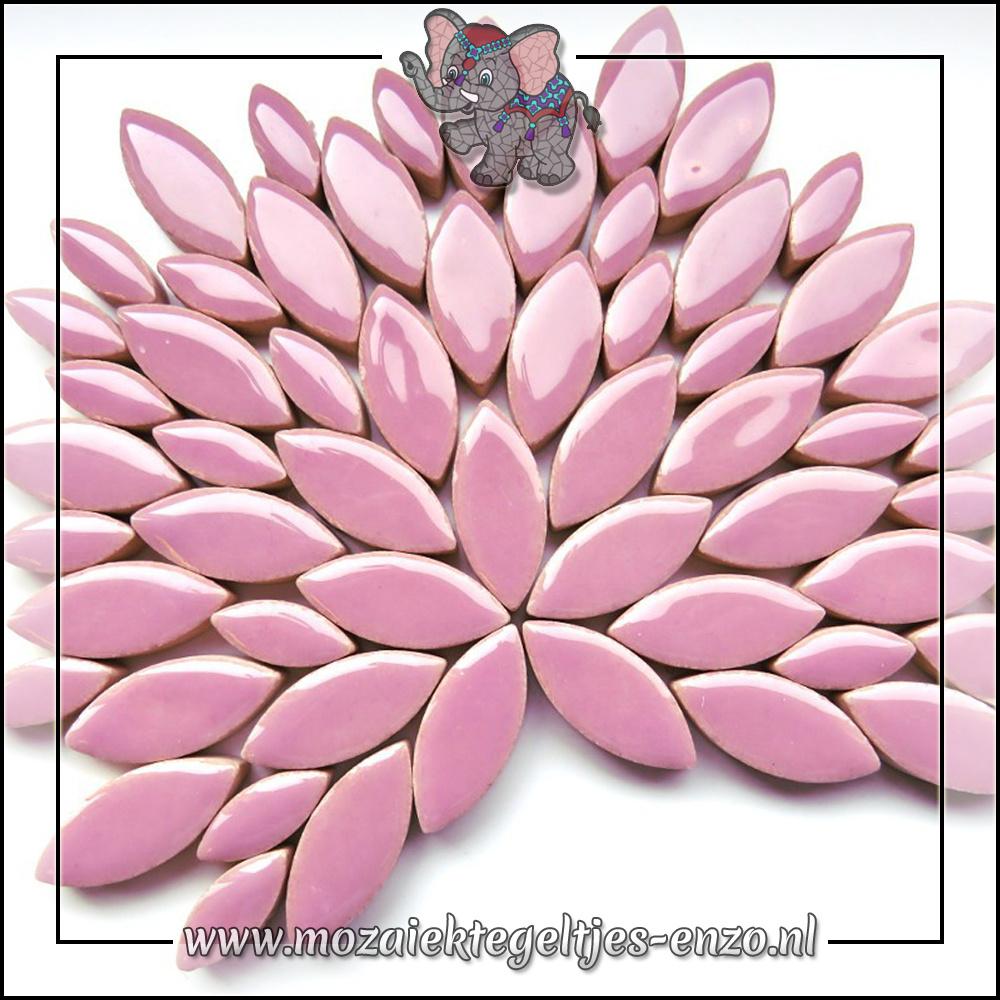 Keramiek Petals Normaal   14-21mm   Enkele Kleuren   50 gram  Fresh Lilac
