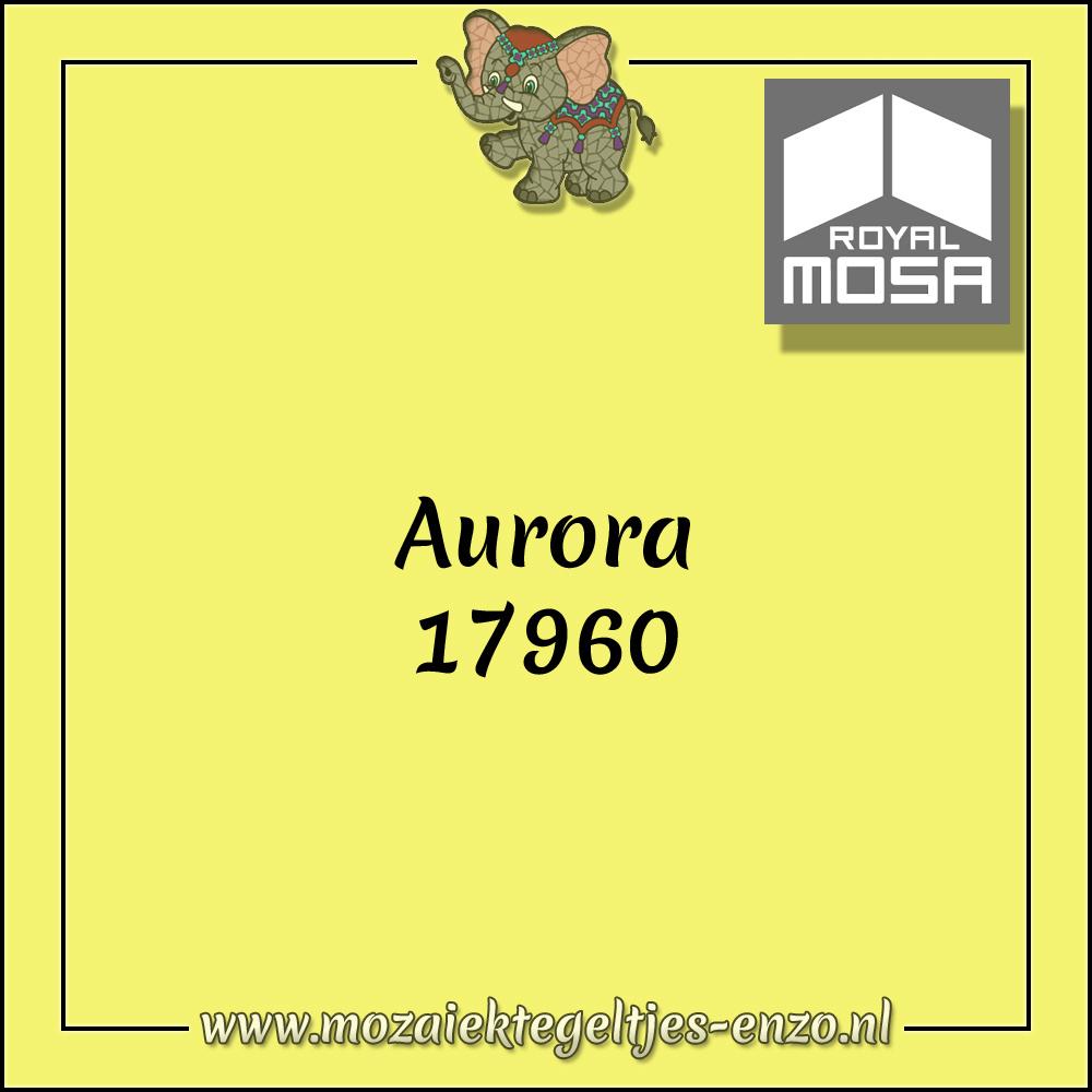 Royal Mosa Tegel Glanzend   7,5cm   Op maat gesneden   1 stuks   Aurora 17960