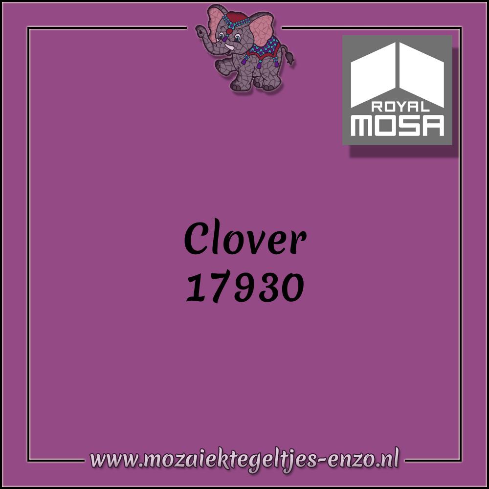 Royal Mosa Tegel Glanzend | 7,5cm | Op maat gesneden | 1 stuks |Clover 17930
