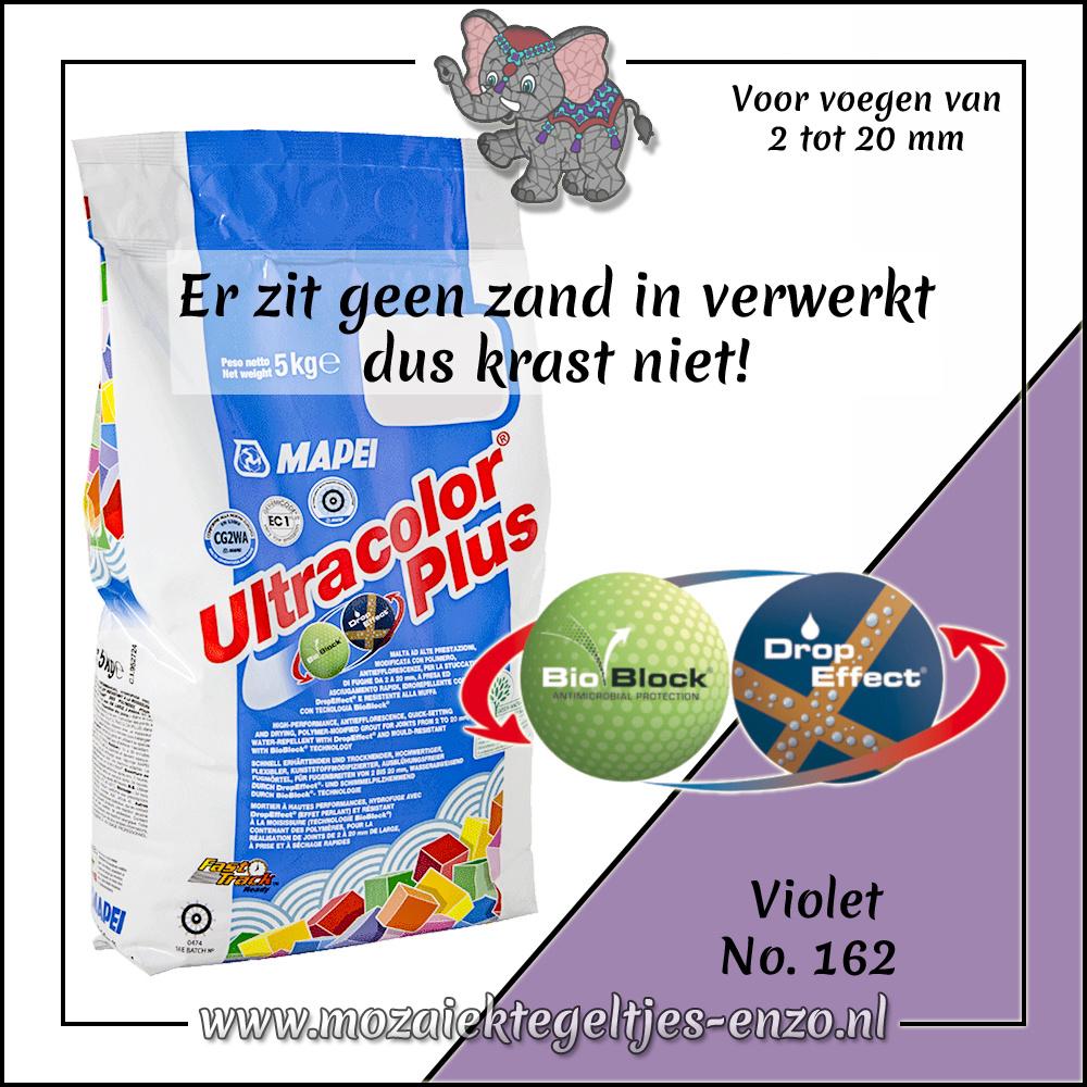 Voegmiddel | Mapei Ultracolor Plus | 250 gram |Violet 162