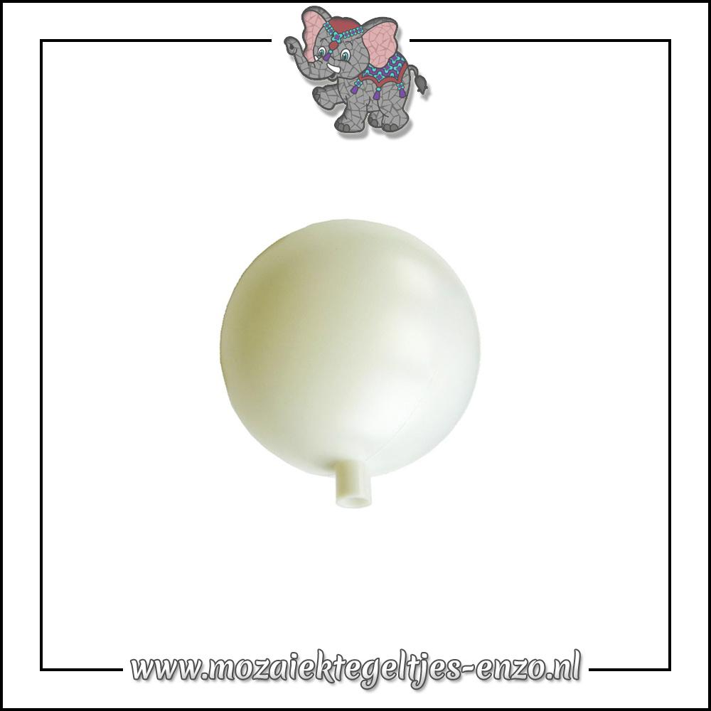 Knutselmateriaal | Tuinsteker | 7 cm | Bal met hals | Heksenbol