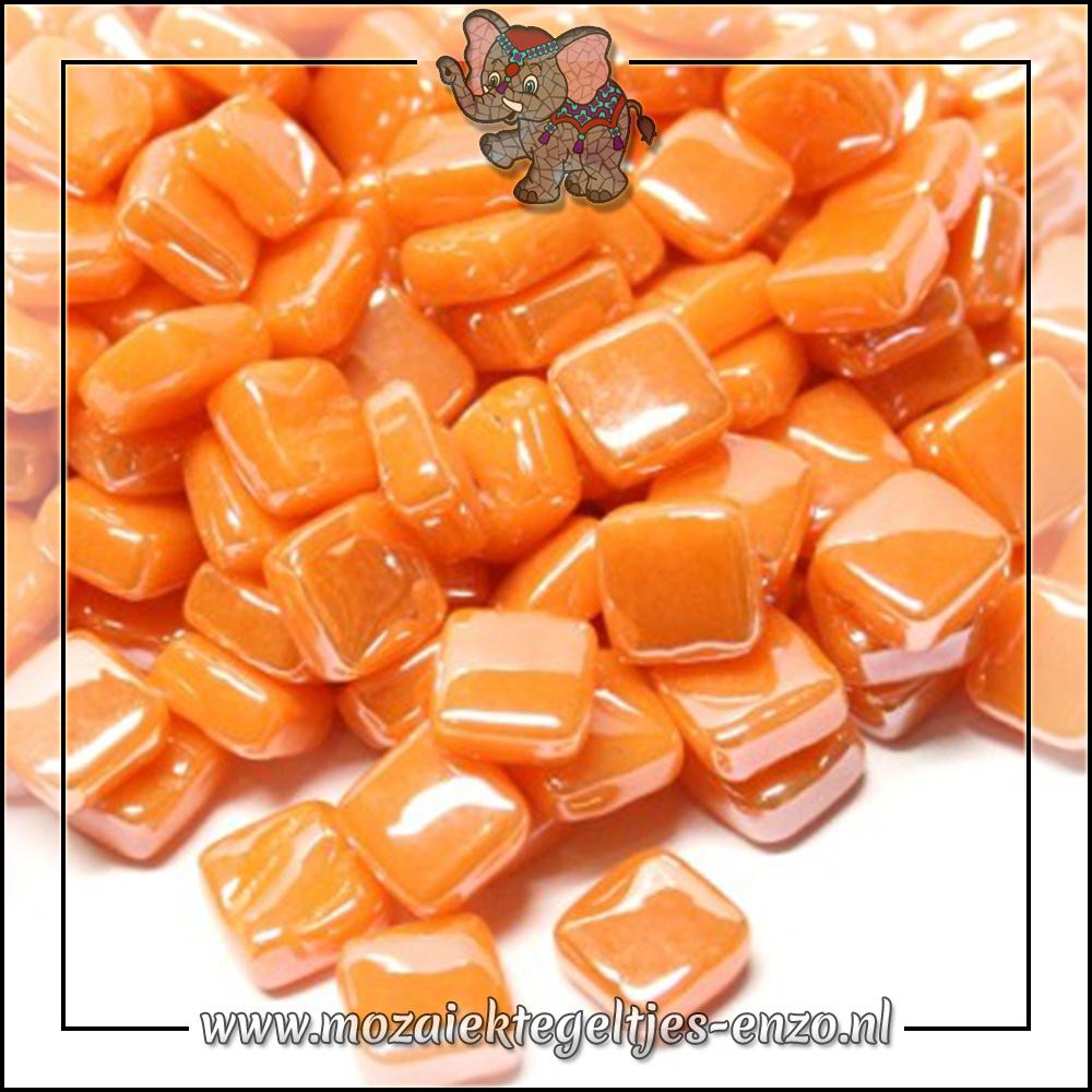 Ottoman Parelmoer | 8mm | Enkele Kleuren | 50 gram |Opal Orange