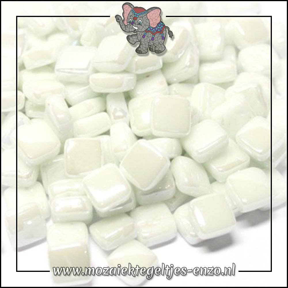 Ottoman Parelmoer | 8mm | Enkele Kleuren | 50 gram |Opal White