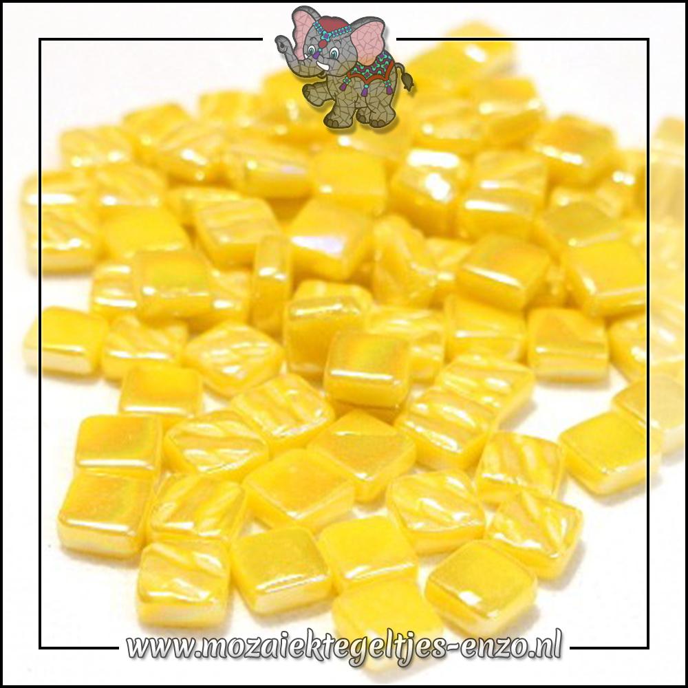 Ottoman Parelmoer | 8mm | Enkele Kleuren | 50 gram |Opal Yellow