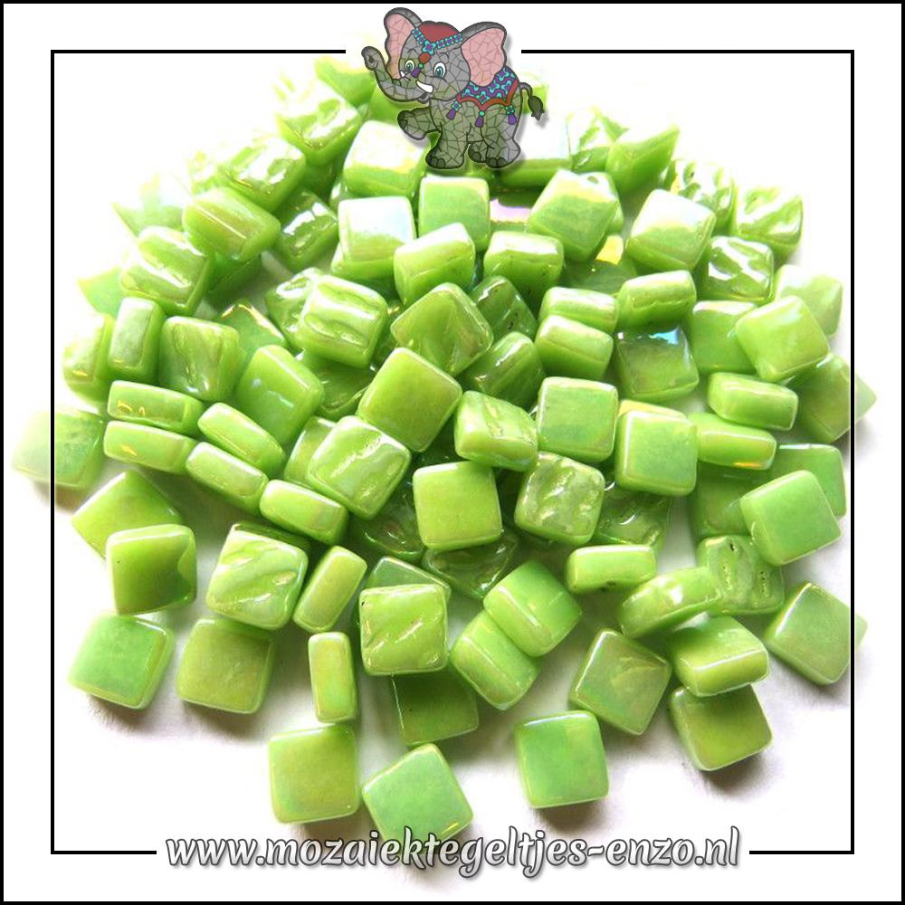 Ottoman Parelmoer | 8mm | Enkele Kleuren | 50 gram |Mint Green