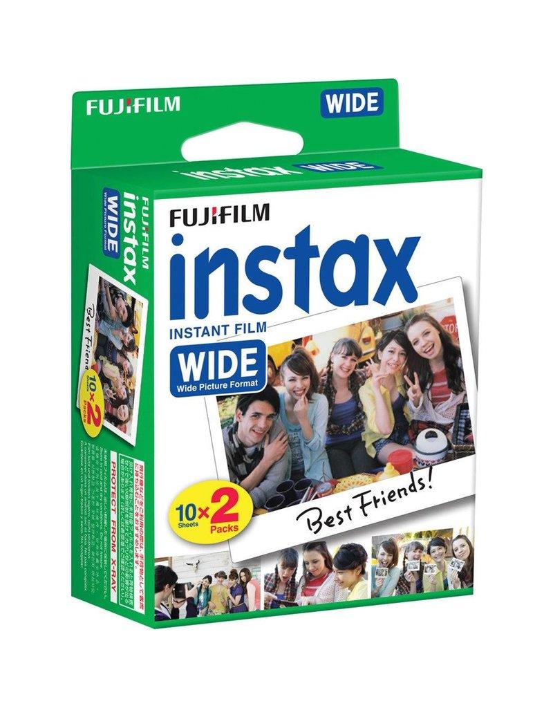 Fujifilm Fujifilm Instax Wide Film 2x10 stuks