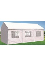 Garden Royal Garden Royal partytent 3x6m Wit luxe extra stevig