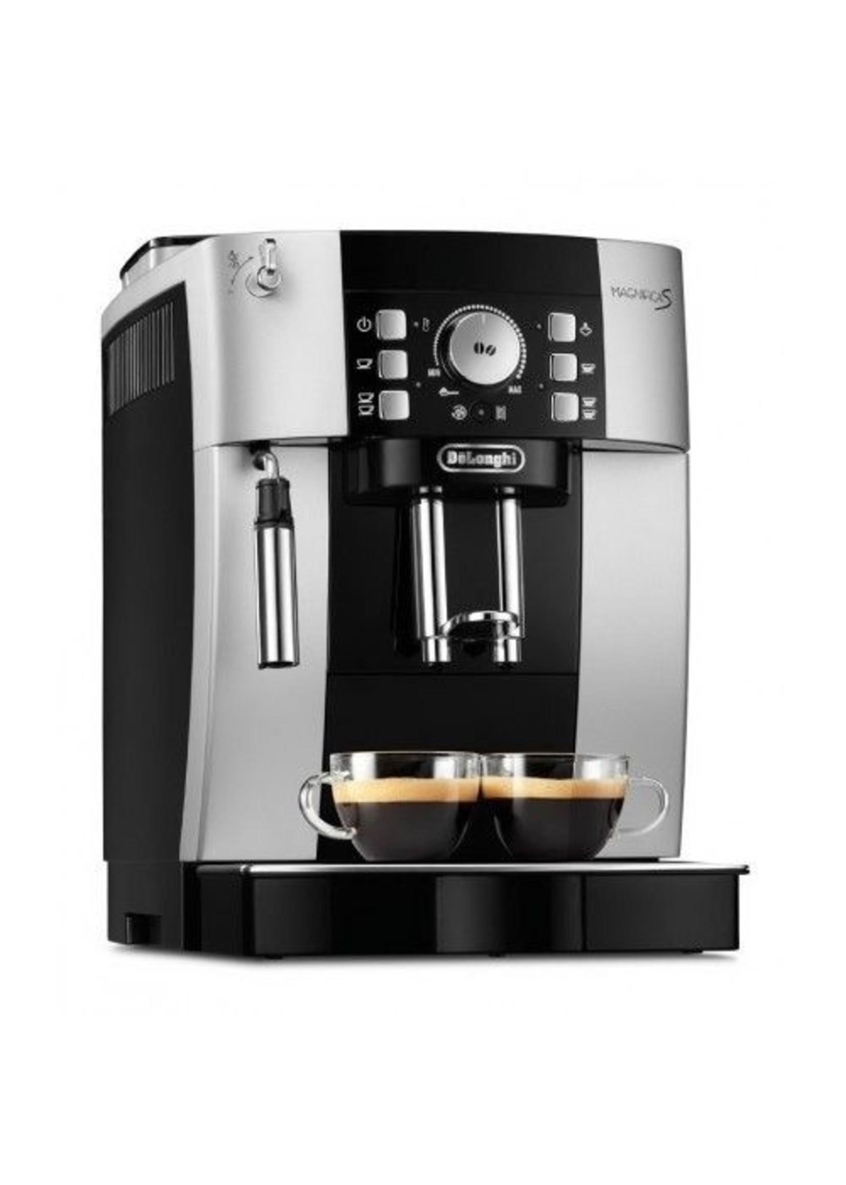DeLonghi DeLonghi ECAM 21.117.SB Magnifica S Espressomachine Zwart/Zilver