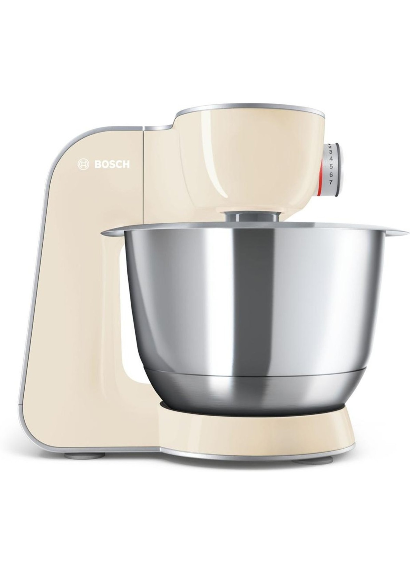 Bosch Bosch MUM58920 Keukenmachine Vanille / Zilver