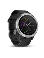 Garmin Garmin vívoactive 3 Sport Horloge Zwart-Zilver