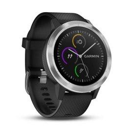Garmin Garmin vivoactive 3 Sport Horloge Zwart-Zilver