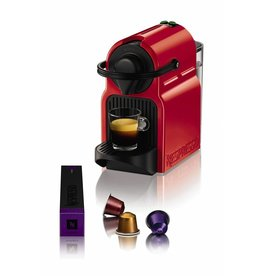 Krups Krups Nespresso Inissia Red XN1005