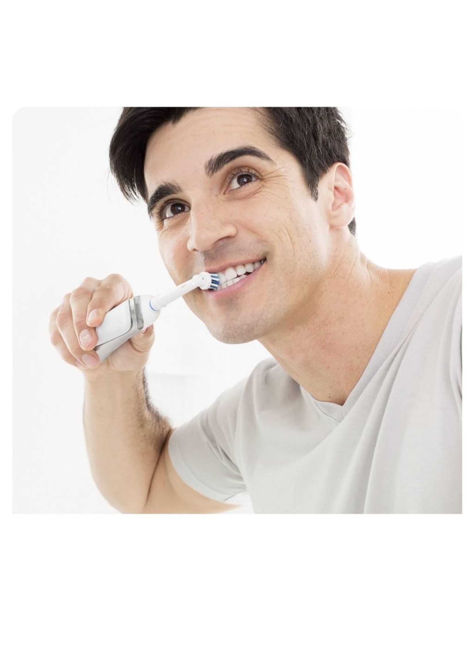 Oral-B Oral-B PRO 2900 Elektrische Tandenborstel 2 stuks zwart