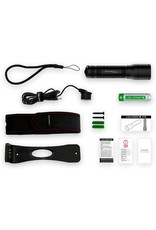 Led Lenser Led Lenser P7R Zaklamp LED Zwart