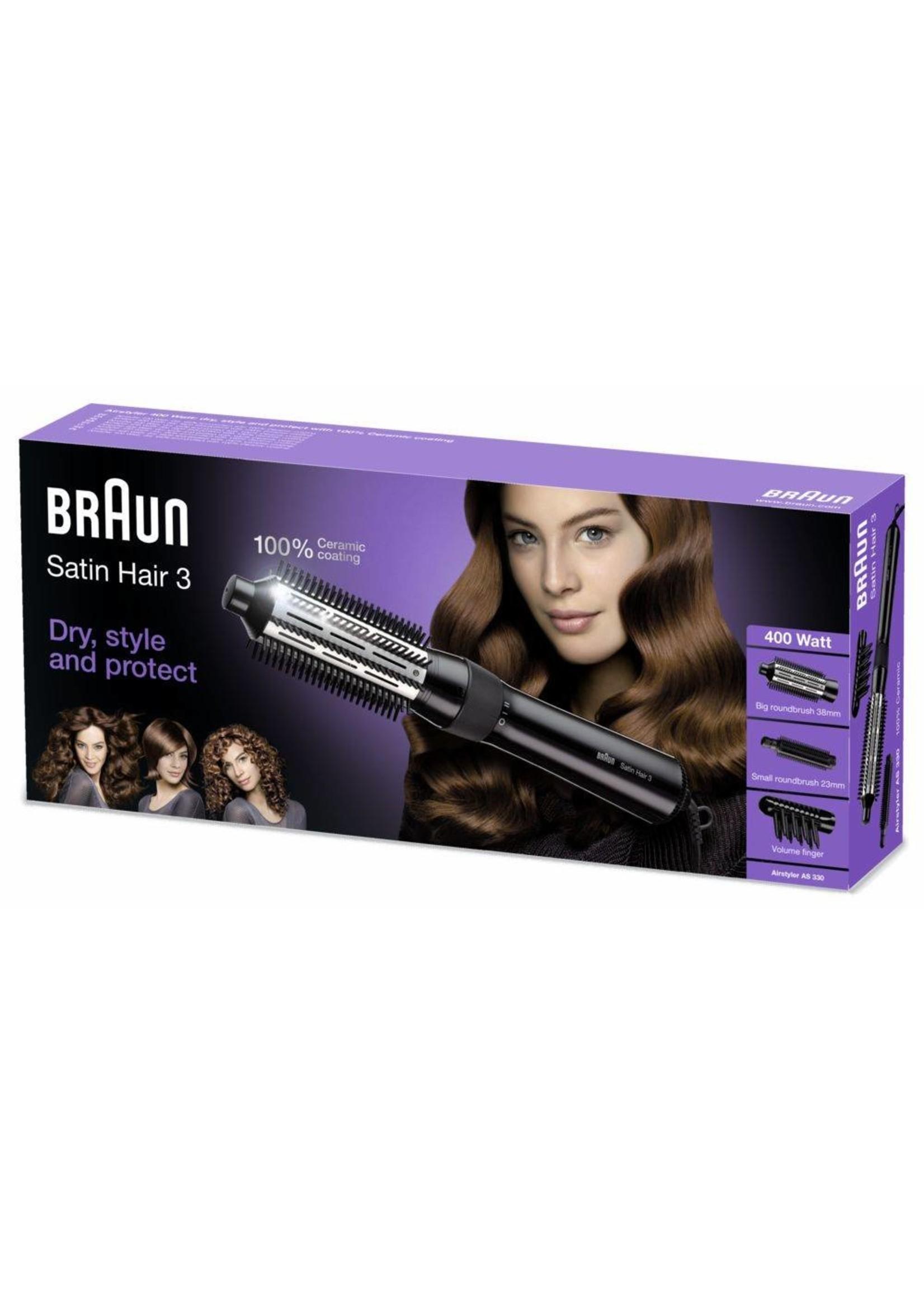 Braun Braun Satin Hair 3 AS 330 Krulborstel