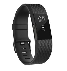 Fitbit Fitbit Charge 2 Wristband activity tracker OLED Draadloos