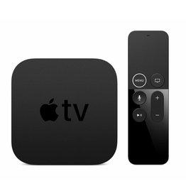 Apple Apple TV 4K 4K Ultra HD 64GB Wi-Fi Ethernet LAN Zwart