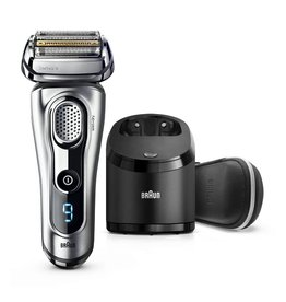 Braun Braun Series 9 9291cc Wet and Dry Scheerapparaat Zilver