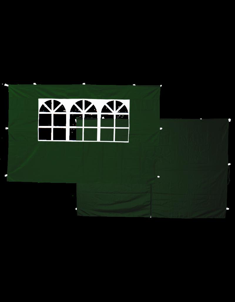 Garden Royal Garden Royal Set van 2 zijwanden groen voor partytenten