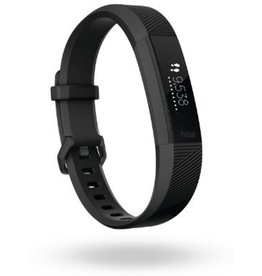 Fitbit Fitbit Alta HR Wristband OLED Draadloos Roestvrijstaal