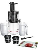 Bosch Bosch MESM500W VitaExctract - Slowjuicer - Zwart Wit