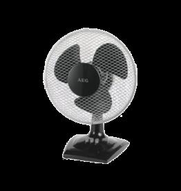 AEG AEG VL 5528 - Tafel/muur ventilator - Zwart Koopjeshoek