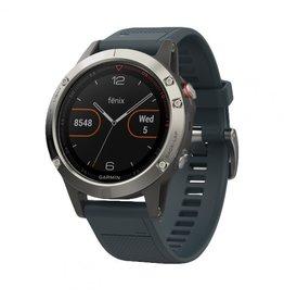 Garmin Garmin fenix 5 Bluetooth Zilver sport horloge Koopjeshoek