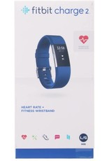 Fitbit Fitbit Charge 2 Blauw Large Koopjeshoek
