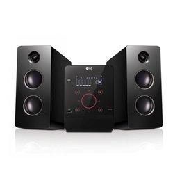 LG LG CM2760 Microset 160W Zwart home audio set Koopjeshoek