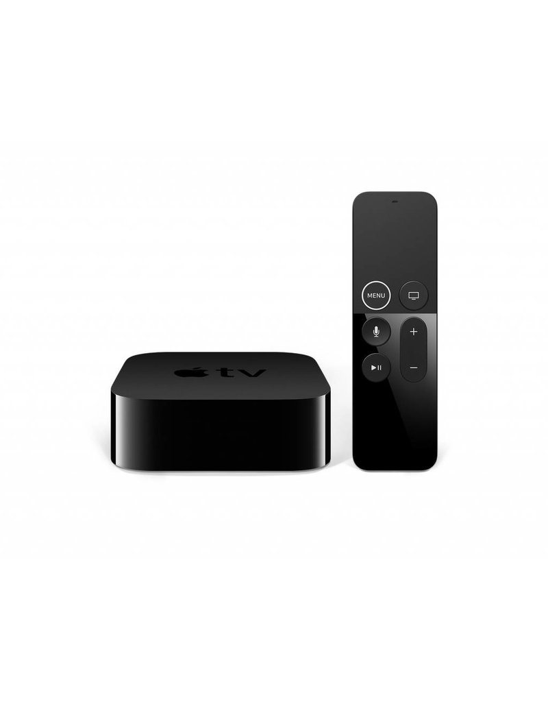 Apple Apple TV 4K 4K Ultra HD 64GB Wi-Fi Ethernet LAN Zwart
