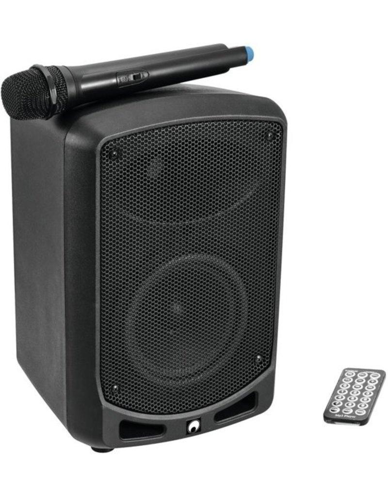 Omnitronic  Omnitronic WAMS-65BT Mobiele PA luidspreker 1 stuks Koopjeshoek