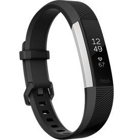 Fitbit Alta Fitbit Alta HR wristband Small activity tracker OLED zwart Koopjeshoek