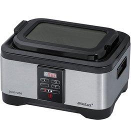 Steba Steba SV 1 precise kooktoestel aluminium zwart Koopjeshoek