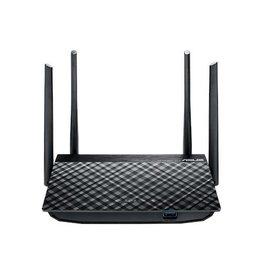 ASUS ASUS RT-AC58U Dual-band (2.4 GHz / 5 GHz) Gigabit Ethernet Zwart