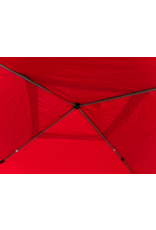 Garden Royal Garden Royal Partytent 3x3m Easy Up rood met 4 zijwanden