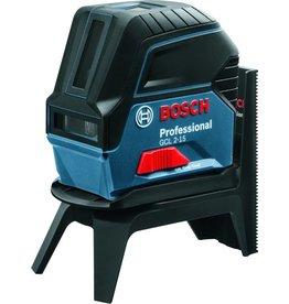 Bosch Professional Bosch Professional GCL 2-15 Kruislijnlaser met BT 150 bouwstatief