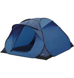 High Peak High Peak Hyperdome 3 - Pop-up Tent - 3-Persoons - Blauw