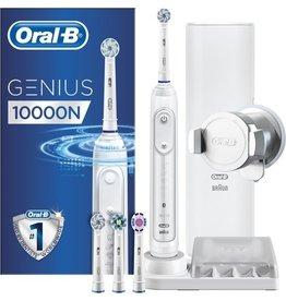 Oral B Oral-B Genius 10000N Elektrische Tandenborstel wit