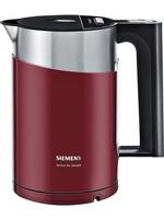 Siemens Siemens TW86104P waterkoker rood