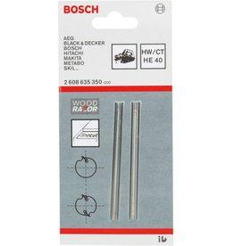Bosch Bosch schaafmessen 2 608 635 350