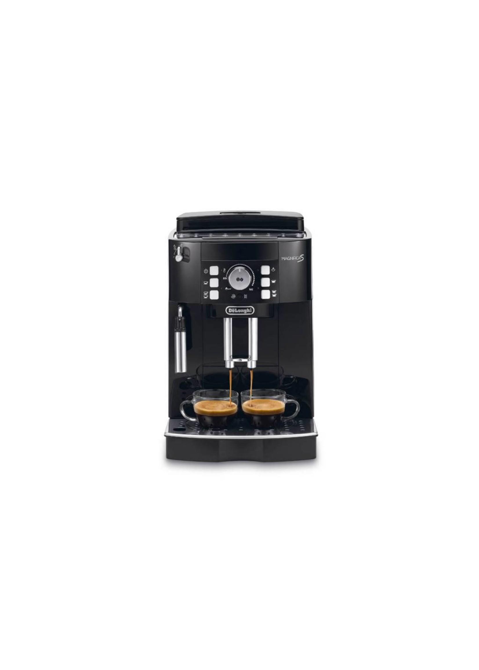 DeLonghi DeLonghi Magnifica S ECAM 22.110 Espressomachine zwart