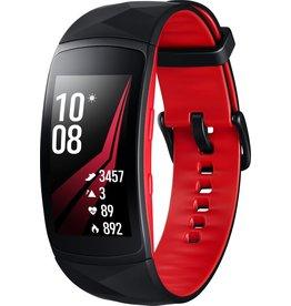 Samsung Samsung R365 Gear Fit 2 Pro - black/red - size S