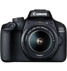 Canon Canon EOS 4000D   18-55mm DC - Zwart