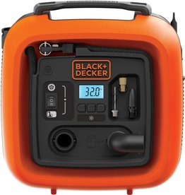 Black & Decker BLACK DECKER 12V Compressor ASI400 - 160 PSI - 11 Bar